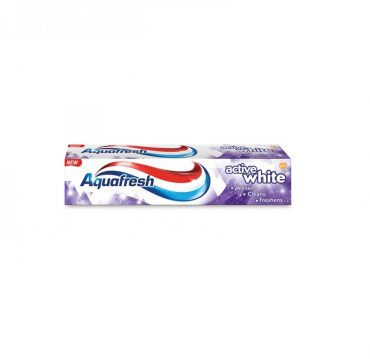 Aquafresh Toothpaste Active White 125ml