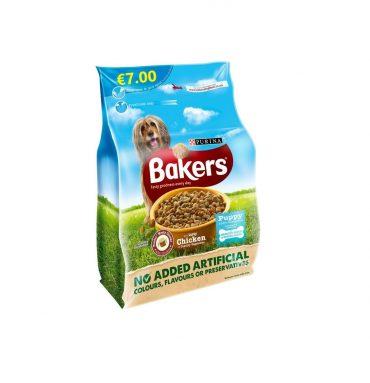 Bakers Adult Chicken & Vegetable 3kg FL 7.00