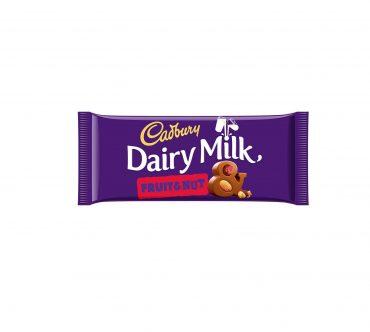 Cadbury Giant Fruit & Nut 110g