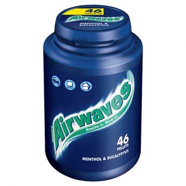 Airwaves Bottle Menthol 46's