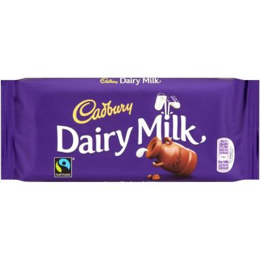 Cadbury Giant Dairy Milk 110g