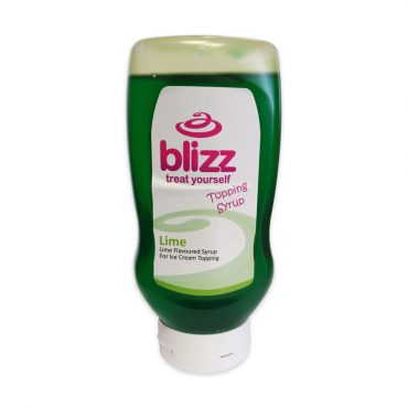 Blizz Lime Topping Sauce 625g