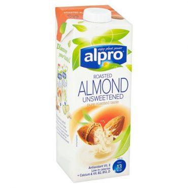Alpro Almond Unsweetend 1ltr