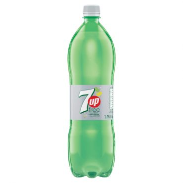 7up Free 1.25ltr