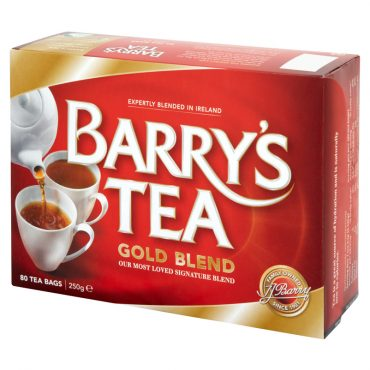 Barry's Gold Blend 80's