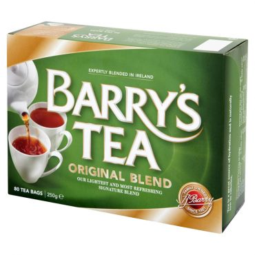Barry's Original Blend 80's