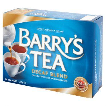 Barrys Decaf Blend 80's