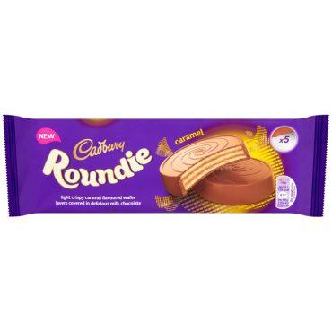 Cadbury Roundie 150g Caramel