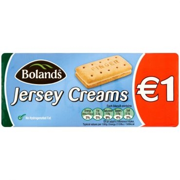 Boland's Jersey Creams 150g FL 1.00