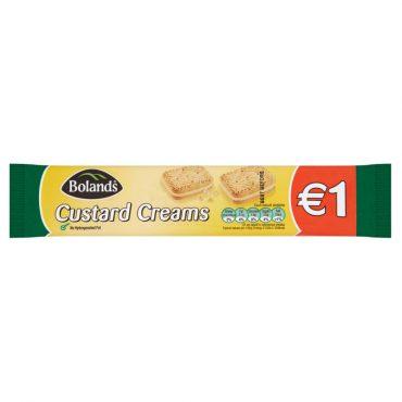 Boland's Custard Creams 150g FL1.00