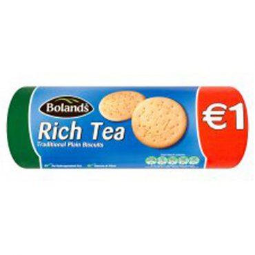 Boland's Rich Tea 300g FL1.00