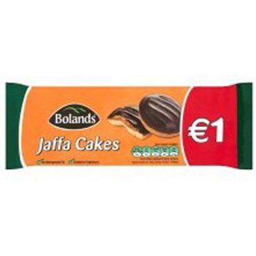 Boland's Jaffa Cakes 135g FL1.00