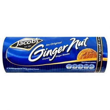 Jacob's Ginger Nut 200g