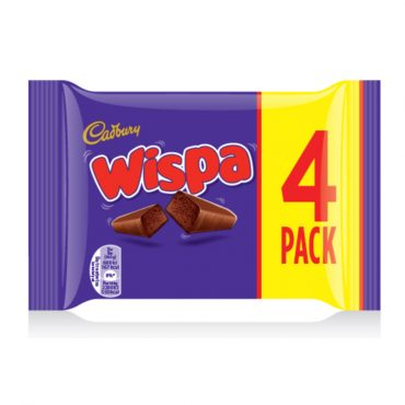 Cadbury Wispa 4pk