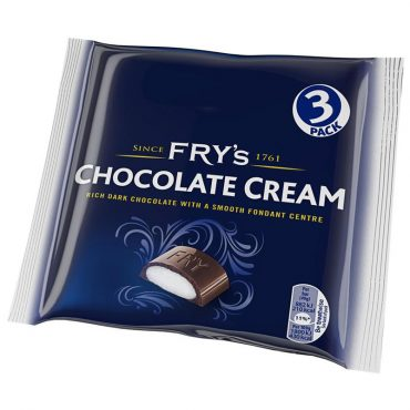 Fry's Chocolate Cream 3pk