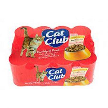Cat Club 12pk