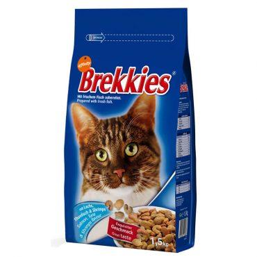 Cat Brekkies 1.5kg Salmon, Hake & Shrimp