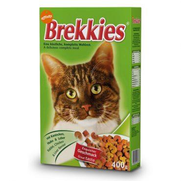 Cat Brekkies 400g Rabbit, Chicken & Liver
