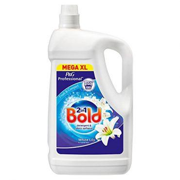 Bold Crystal Rain Liquid 100 Wash 5ltr