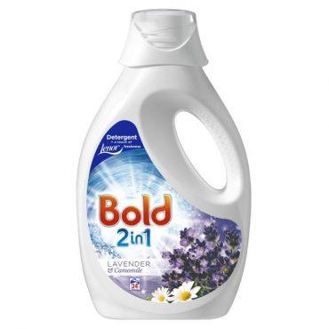 Bold Liquid 2 in 1 Lavender 24 Wash