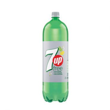 7up Free 2ltr PK8
