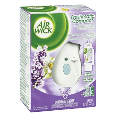 Airwick Freshmatic Compact Lavender Kit 24ml