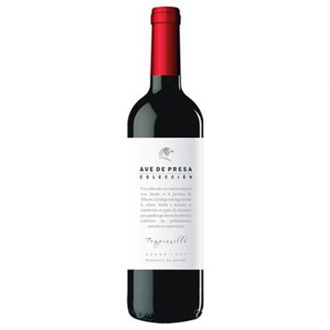 Ave De Presa Tempranillo Red 750ml