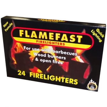 Flamefast Firelighters 24's