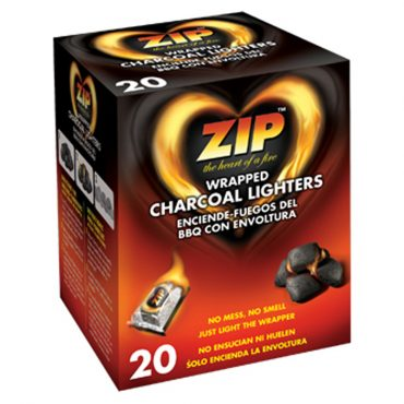 Zip Wrapped BBQ Lighters 20's