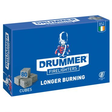 Drummer Firelighters 80's