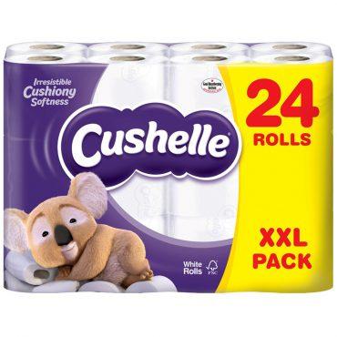 Cushelle Toilet Roll 24pk