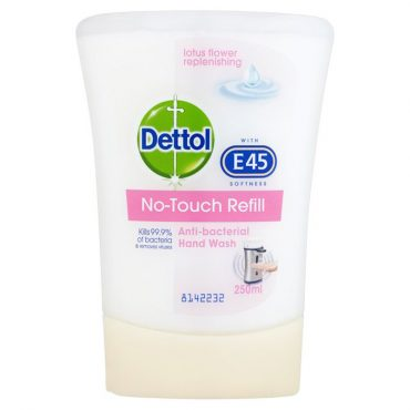 Dettol No Touch Handwash E45 Refill 250ml