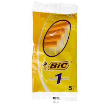 Bic Disposable Razors 5pk