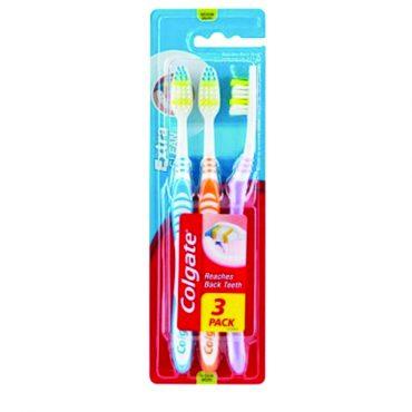Colgate Toothbrush 3pk