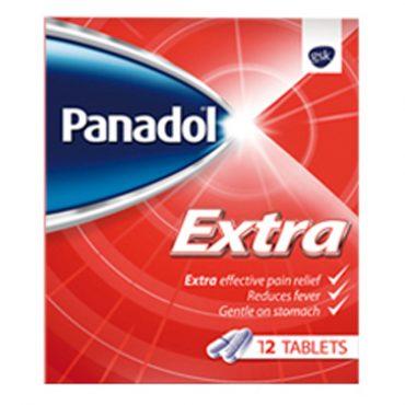 Panadol Extra 12's