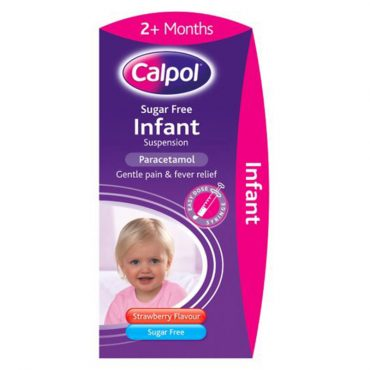 Calpol Infant Sugar Free 60ml