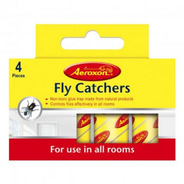 Aeroxon Fly Catchers 4pk