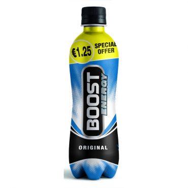 Boost 500ml Bottle FL1.25