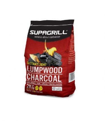 Supagrill Instant Charcoal 2kg
