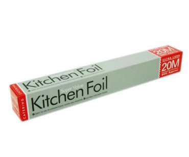 Catering Kitchen Cooking Foil 20m