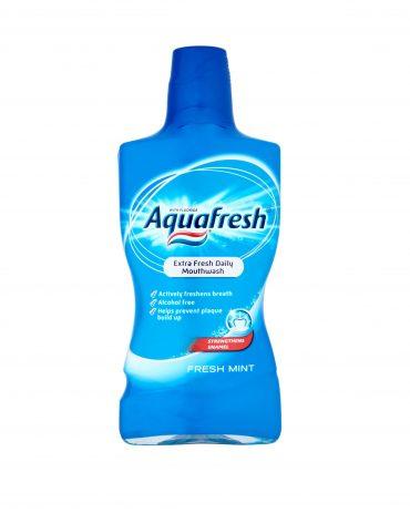 Aquafresh Mouthwash Fresh Mint 500ml