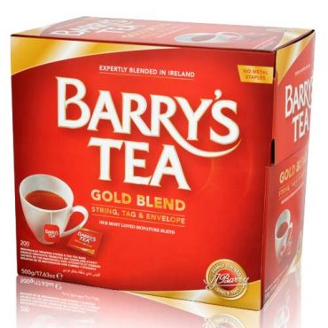 Barry's String & Tag Gold Blend 200's