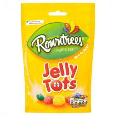 Jelly Tots Hanging Bag