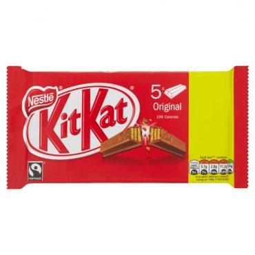 Kit Kat 2 Finger 5pk