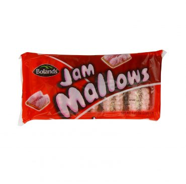 Bolands Jam Mallows 250g