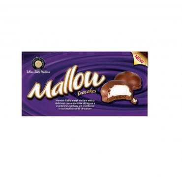 Huntley & Palmers Milk Mallow Teacakes 20's 250g
