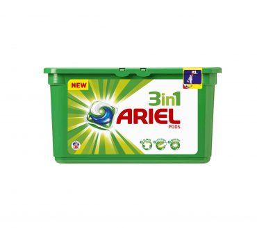 Ariel Liquid Tabs 38 Wash