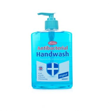 Certex Antibacterial Handwash Blue 500ml