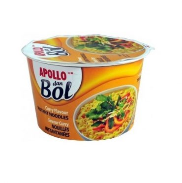 Apollo Cup Noodles Curry 85g