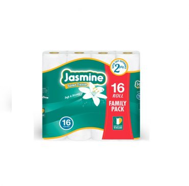 Jasmine Toilet Roll 16pk